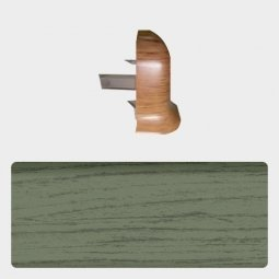 Наружный угол (блистер 2 шт.) Т-пласт 069 Изумруд