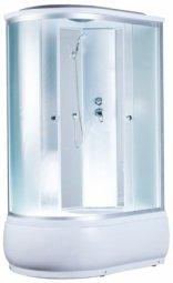 Кабина душевая Aquapulse 4106D R 1200х800х2200 мм Fabric white