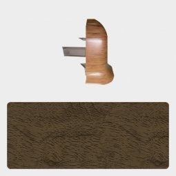 Наружный угол Т-пласт 47 мм Тик Степной