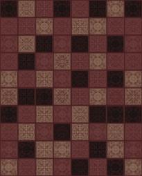 Плитка для стен Cersanit Arabesque AYB111R Коричневый 20X25