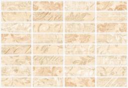 Плитка для стен Керамин Прованс 3 Бежевый 40x27,5