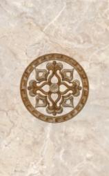 Декор Нефрит-керамика Гермес 04-01-1-09-03-15-125-0 40x25 Бежевый