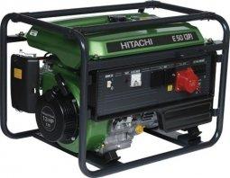 Генератор бензиновый Hitachi E 50 3P