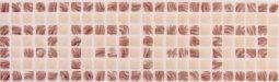 Бордюр Сокол Римская мозаика 455 орнамент глянцевый 10х33