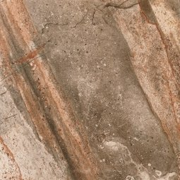 Керамогранит Kerranova Genesis структурированный коричневый 60x60