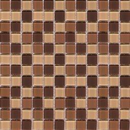 Мозаика Elada Crystal CB512 шоколадный 32.7x32.7