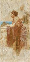 Декор Imola Pompei 3 36B1 бежевый 30х60