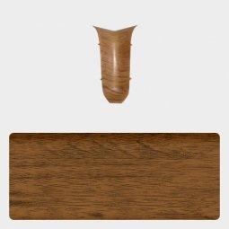 Внутренний угол (блистер 2 шт.) Т-пласт 022 Орех Кофейный