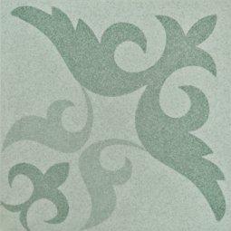 Плитка для пола Сокол Дюна DNV7 зеленая полуматовая 33х33