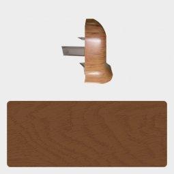 Наружный угол Т-пласт 47 мм Кемпас Тонированный