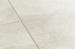 ПВХ-плитка Quick-step Livyn Ambient Glue Plus Бетон светлый