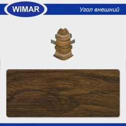 Наружный угол Wimar 813 Дуб Дворцовый
