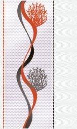 Декор Сокол Гольфстрим D-636 GF1 орнамент глянцевый 20х33