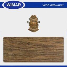 Наружный угол Wimar 806 Дуб Скальный