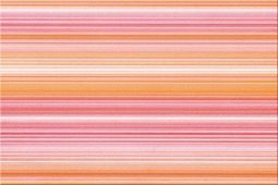 Плитка для стен Керабуд Акварель 3 3Т оранжевая 20x30