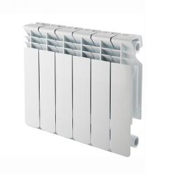 Радиатор алюминиевый Lietex 350-80С 6 секц.