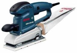 Шлифовальная машина Bosch GSS 230 АЕ 11000 об./мин.