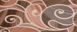 Декор Cracia Ceramica Arabeski Venge Decor 01 25x60