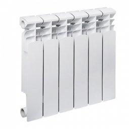 Радиатор Биметаллический Lammin Premium BM350-80-6