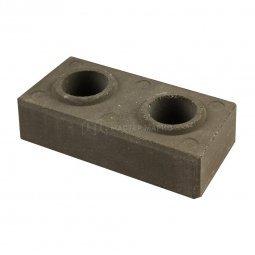 Кирпич Лего гиперпрессованный Черный