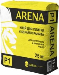 Клей усиленный Arena P1 25 кг