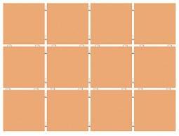Плитка для стен Kerama Marazzi Конфетти 1231 9,9х9,9