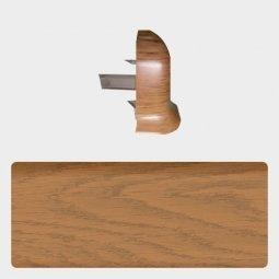 Наружный угол (блистер 2 шт.) Т-пласт 062 Дуб Мармарис