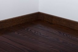 Плинтус Tarkett Шпонированный 80x20 P Art Brown Barcelona