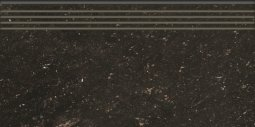 Ступень Grasaro Crystal Черный G-640/PR-ST1 294x600