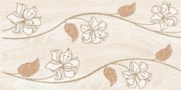 Декор Нефрит-керамика Суздаль 04-04-1-08-03-11-021-0 40x20 Бежевый