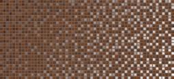 Вставка Cersanit Escada Mosaic ES2G111 коричневый 20x44