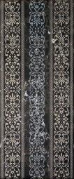 Декор Cracia Ceramica Bohemia Black Decor 02 25x60