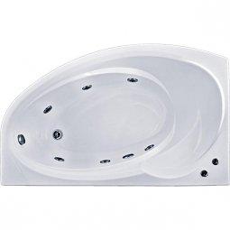 Ванна BAS Фэнтази акриловая левая/правая 150x88x55