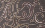 Декор Cracia Ceramica Muraya Chocolate Decor 02 25x40