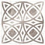 Панно Kerranova Black&White полированный белый 120x120