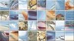 Декор Ceradim Surf Dec Mozaic Sea 25x45