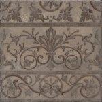 Декор Kerama Marazzi Принстаун STG\B285\3424 30.2х30.2 коричневый