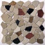 Мозаика Bonаparte Rim II бежевая матовая 30.5х30.5