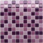 Мозаика Bonаparte Violet фиолетовая глянцевая 30x30