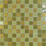 Мозаика Bonаparte Shine Gold желтая глянцевая 30x30